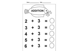 addition-worksheets