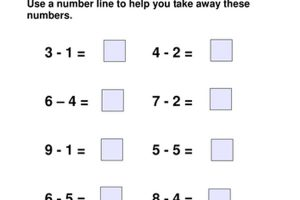 {Download PDF} – Free Printable Basic Addition Worksheets for Grade 1