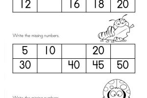 before after between numbers worksheets for kindergarten