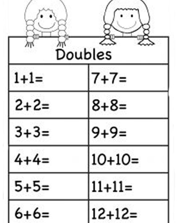 Touch math addition worksheets printable