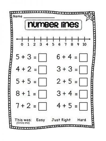 It is a photo of Striking Free Printable Kindergarten Workbooks