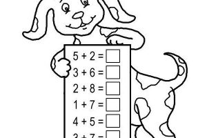 {Download PDF*} – Free Printable Rocket Math Addition Worksheets Online