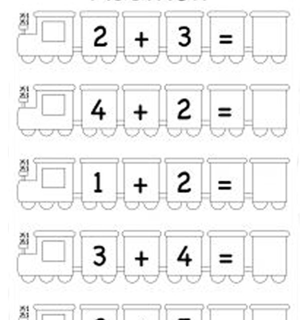 Download Pdf Free Printable Touch Point Math Addition