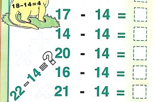 subtraction regrouping worksheets