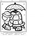 2 Digit Addition Coloring Worksheets 4