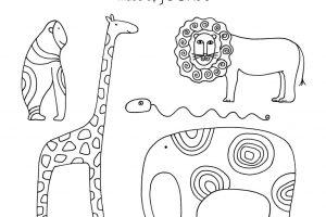 coloring worksheets for grade 1 6