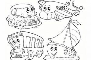 coloring worksheets for kids 7