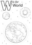 Letter V Worksheets 4