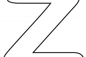 Letter Z Worksheets 7