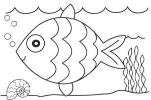 Coloring Worksheets Preschool 7
