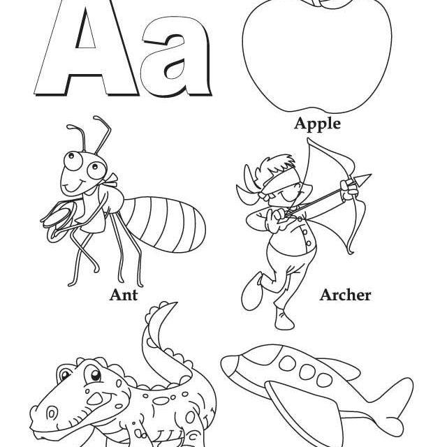 Alphabet Worksheets 3