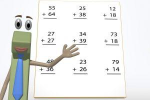 math addition worksheets 2nd grade 6