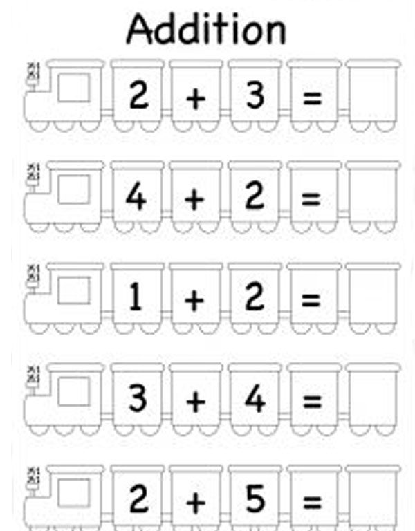 picture relating to Touchpoint Math Printable called contact-reality-math-addition-worksheets Worksheet College
