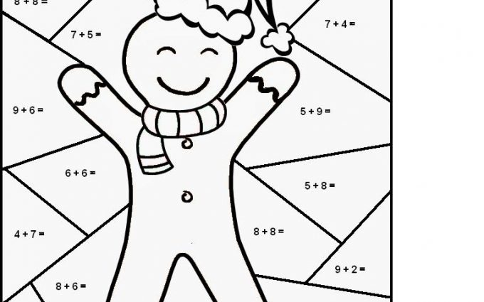math coloring worksheets christmas 2