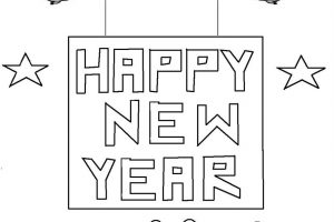 Coloring-Sheets-For-New-Year-2020