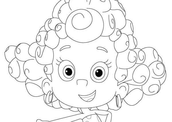 deema coloring pages
