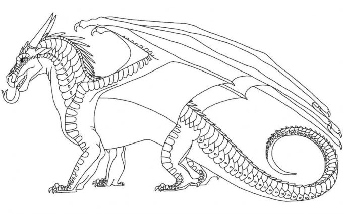 wing of printable coloring pages