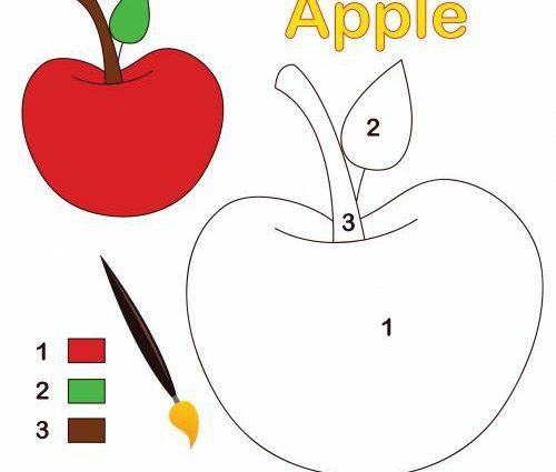 Math Coloring Worksheets 2