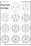 Fraction Circles 3