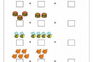 Count And Add Worksheets 1