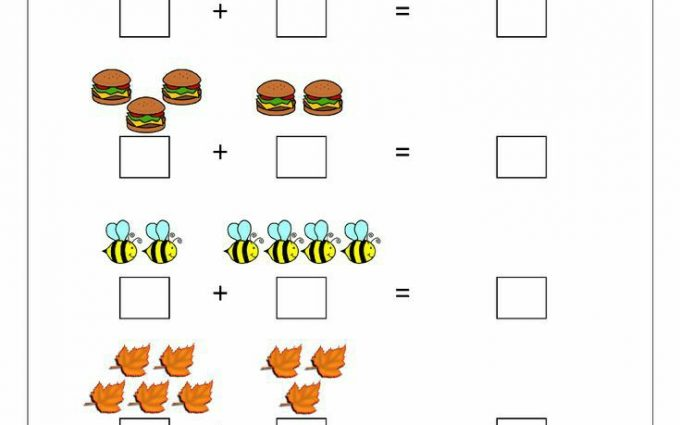 Count And Add Worksheets 2