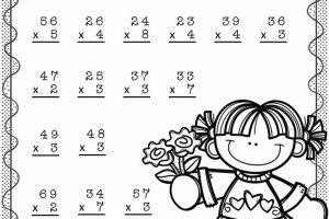 2-Digit Multiplication With Regrouping 6