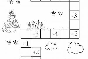 Math Activity Worksheets 6