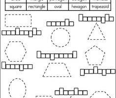 Identifying 2D Shapes 8