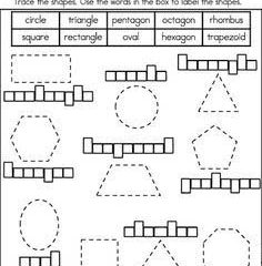 Identifying 2D Shapes 4