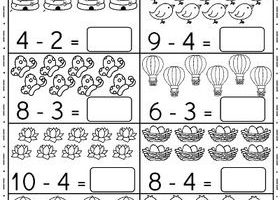Different Kinds of Addition & Subtraction 7