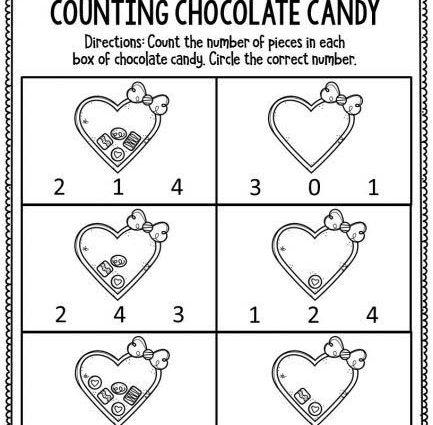 Valentines Day Math 3