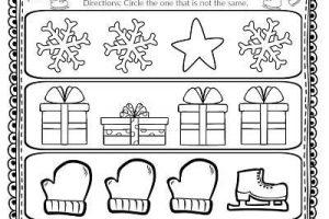 Same or Different Worksheet 6