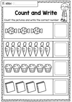 Counting Shapes 2