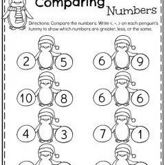Comparing Numbers 4