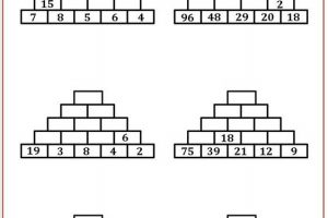 Pyramid Math 8