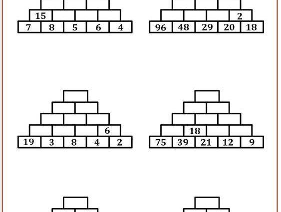Pyramid Math 2