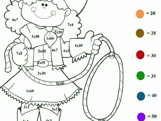 multiplication-coloring-pages