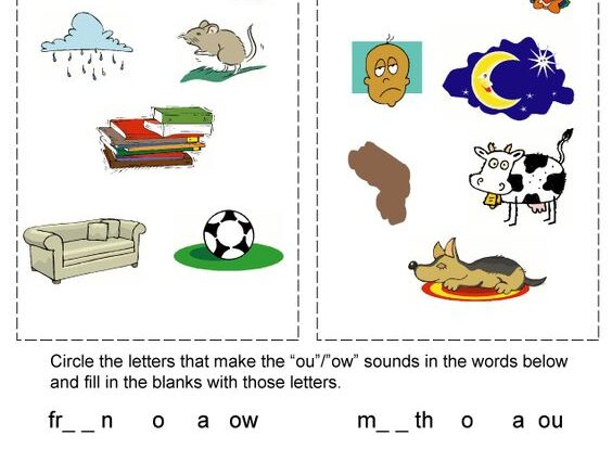 OA and OW Worksheets 2